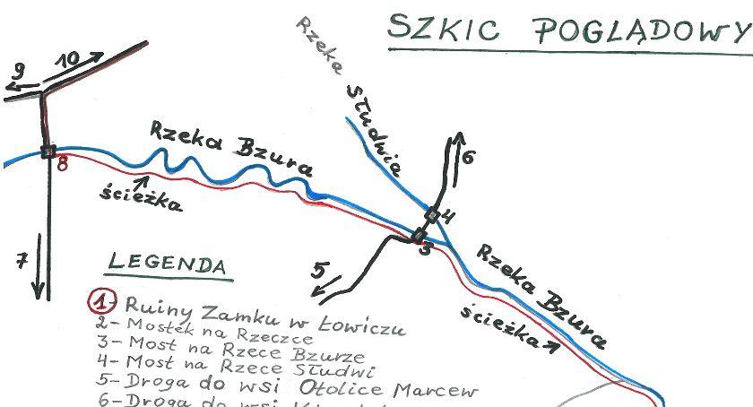 Art. sponsorowany, Rekreacyjno sportowa ścieżka wzdłuż rzeki Bzury - zdjęcie, fotografia