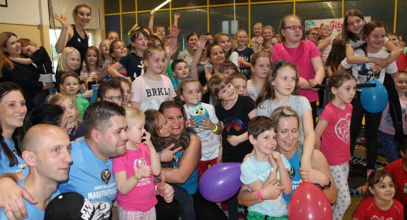 Wasze sprawy, pierwszy dzień Łowickiego Charytatywnego Maratonu Fitness Heroes - zdjęcie, fotografia