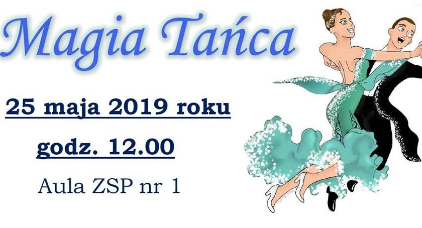 """Koncerty, Zaproszenie sobotni koncert """"Magia Tańca"""" - zdjęcie, fotografia"""