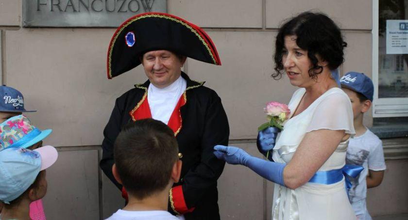 Stowarzyszenia, szlaku łowickich legend czyli Dzień Dziecka Łowiczu - zdjęcie, fotografia