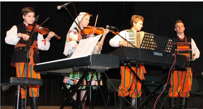 Koncerty, Jubileuszowy koncert Społecznego Ogniska Muzycznego Łowiczu - zdjęcie, fotografia