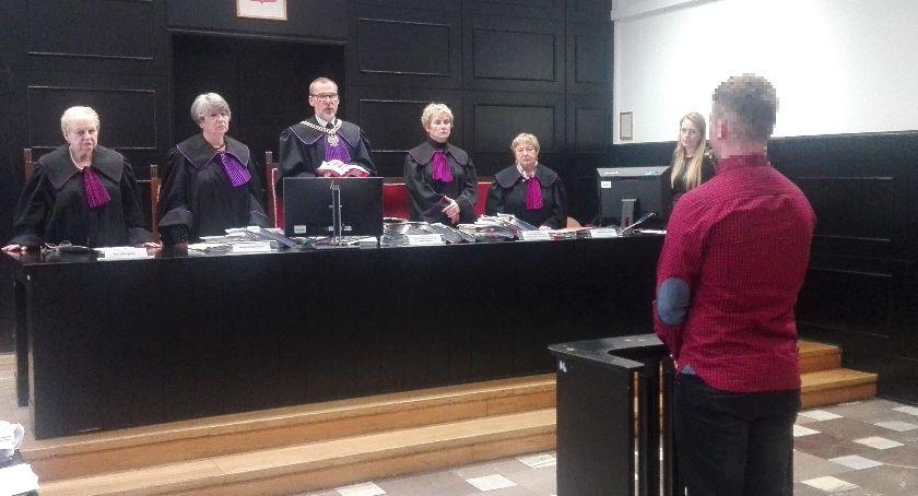 Z sali rozpraw, Marzena należała zorganizowanej grupy która zaplanowała zabójstwo męża - zdjęcie, fotografia