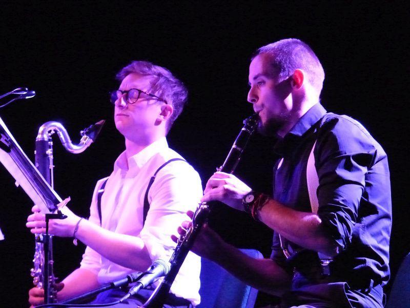 Koncerty, Koncert muzyki klezmerskiej zakończył realizację projektu - zdjęcie, fotografia