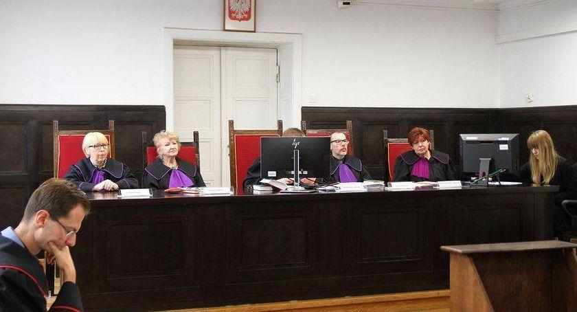 Z sali rozpraw, Zabójstwo targowisku Łowiczu Zeznawał kolejny świadek - zdjęcie, fotografia