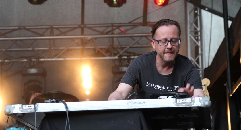 Koncerty, zagrali Łowiczu - zdjęcie, fotografia