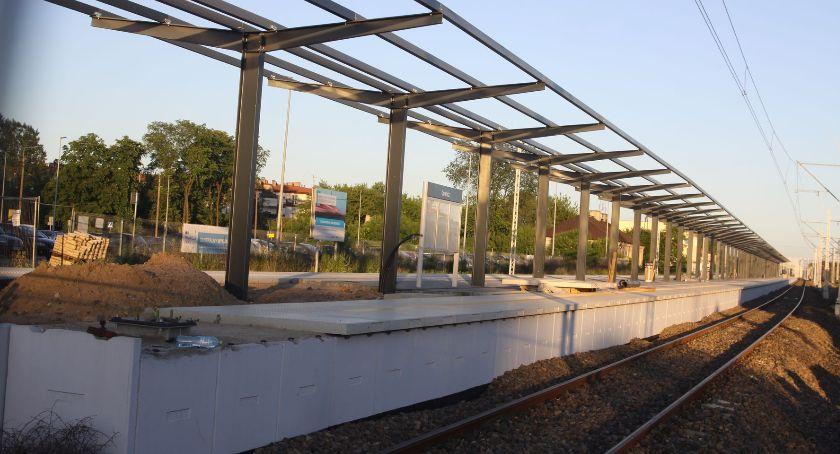 Inwestycje, Modernizacja linii kolejowej budowa wiaduktu Łowiczu termin zakończenia inwestycji zagrożony (ZDJĘCIA) - zdjęcie, fotografia