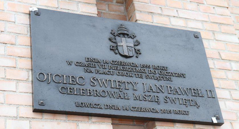 Kościół, Diecezjalne obchody rocznicy pielgrzymki Pawła Łowicza (FOTO) - zdjęcie, fotografia