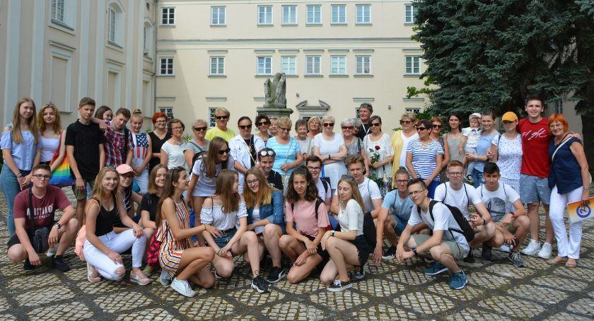 """Turystyka i rekreacja, Pieszy """"Śladami Wegnera"""" Łowiczu - zdjęcie, fotografia"""