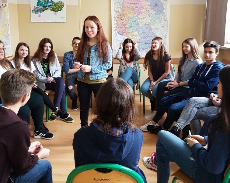 Edukacja, Nauka języka przez zabawę - zdjęcie, fotografia