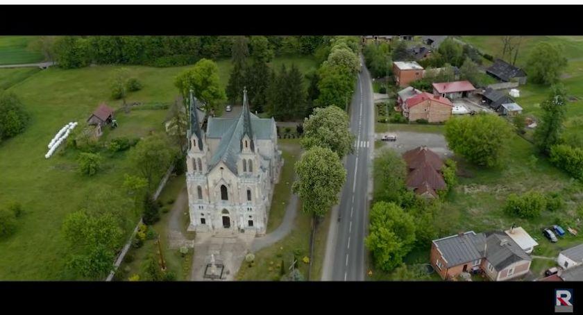 Kościół, Telewizja Republika zrealizowała program kościele parafialnym Nieborowie (VIDEO) - zdjęcie, fotografia