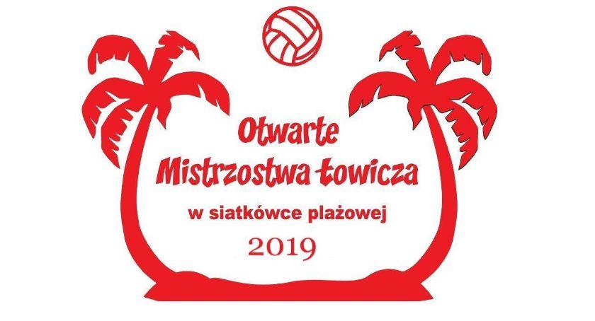 Siatkówka, Otwarte Mistrzostwa Łowicza siatkówce plażowej Trwają zapisy pierwszy turniej - zdjęcie, fotografia