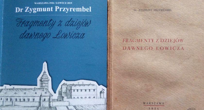 Wasze sprawy, książka dawnym Łowiczu - zdjęcie, fotografia
