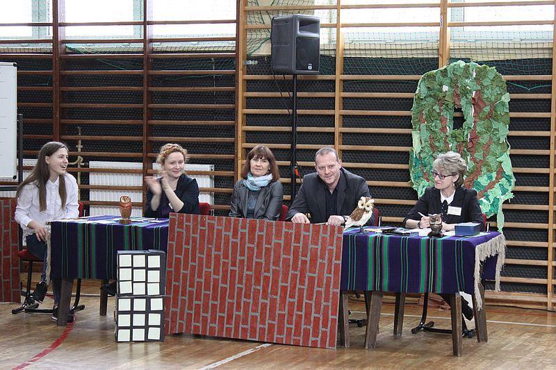 Edukacja, Ekipa Hulka triumfowała Chełmonaliach - zdjęcie, fotografia