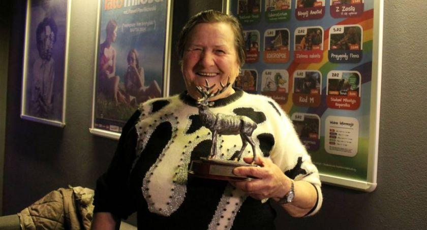 Konkursy, Konkurs zamienił stand Zofia Mycka ponownie królową dowcipu - zdjęcie, fotografia