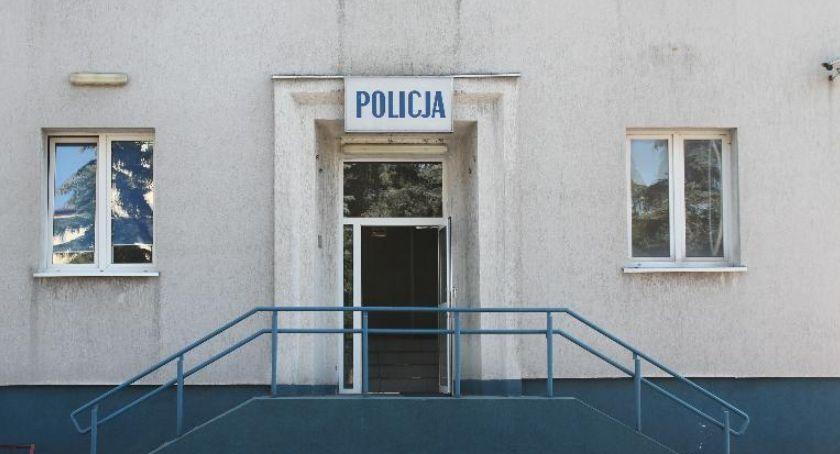 Komunikaty policji , Trzeźwy poranek Łowiczu nietrzeźwy rowerzysta - zdjęcie, fotografia