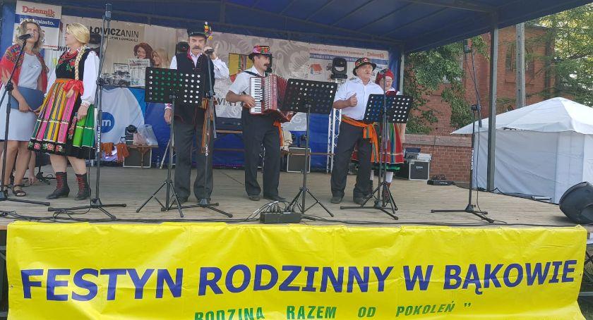 Koncerty, Festyn parafialny Bąkowie Górnym Łowiczem - zdjęcie, fotografia