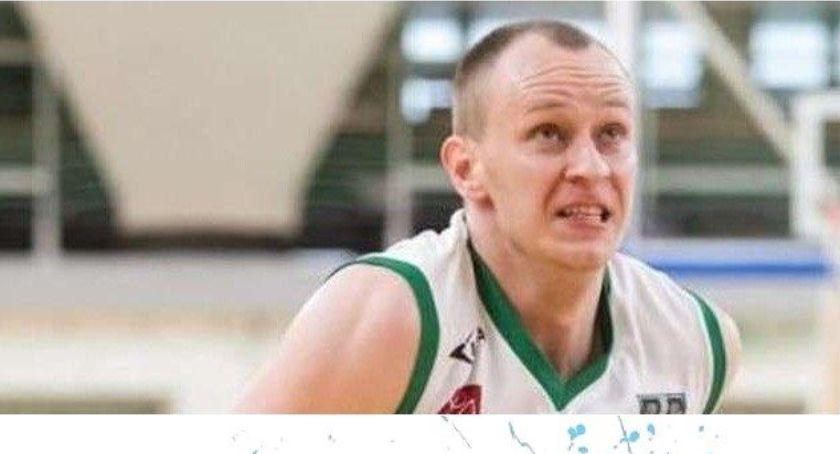 Koszykówka, Księżak Łowicz licencją ligę zawodnik drużynie - zdjęcie, fotografia