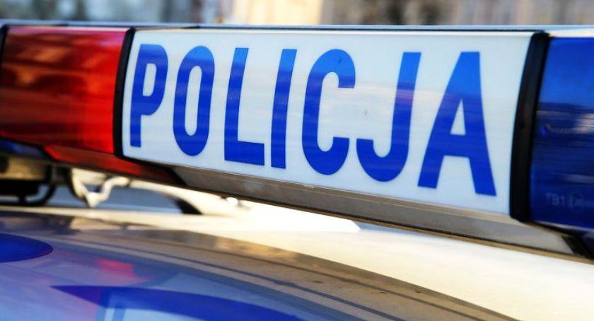 Kronika policyjna, Troje kierowców straciło prawo jazdy szybką jazdę Małszycach Łowiczu - zdjęcie, fotografia