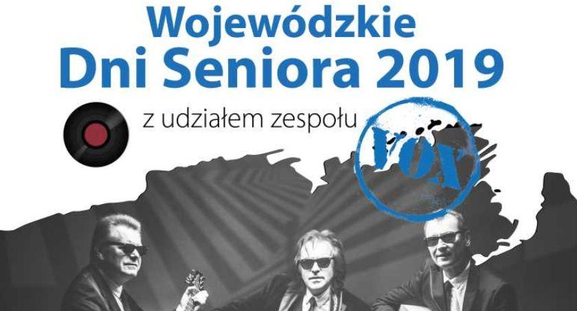 Koncerty, Zespół gwiazdą Wojewódzkich Seniora Łowiczu (PROGRAM) - zdjęcie, fotografia