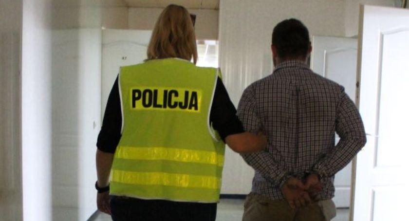 Kronika policyjna, Łyszkowice pijany latek strzelał wiatrówki ludzi Ranił dwóch mężczyzn - zdjęcie, fotografia