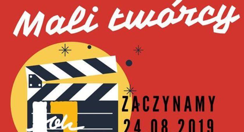"""Warsztaty, """"Mali twórcy"""" Ruszają warsztaty teatralno filmowe Łowiczu - zdjęcie, fotografia"""
