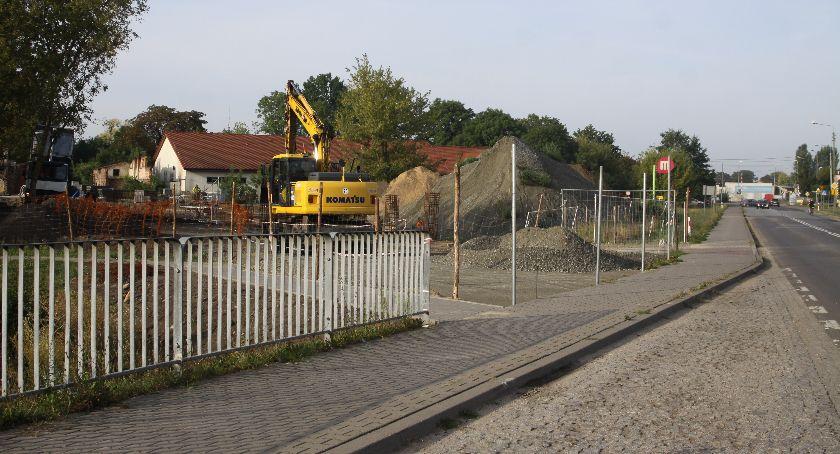 Inwestycje, Łowicz przyszłego tygodnia duże zmiany organizacji ruchu Zatorzu - zdjęcie, fotografia
