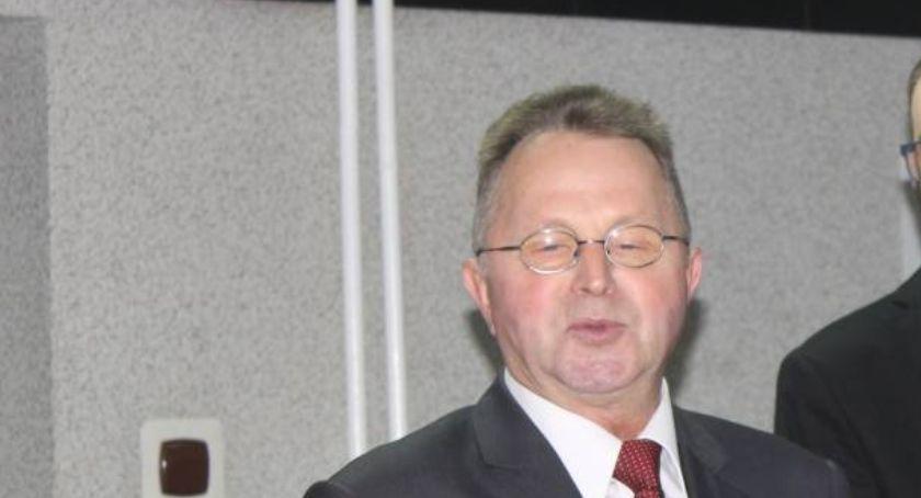Wasze sprawy, Władysław Michalak zarządzie łowickiej ciepłowni - zdjęcie, fotografia