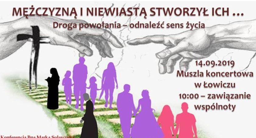 Kościół, Diecezjalne Spotkanie Młodzieży parku Błonie Łowiczu - zdjęcie, fotografia