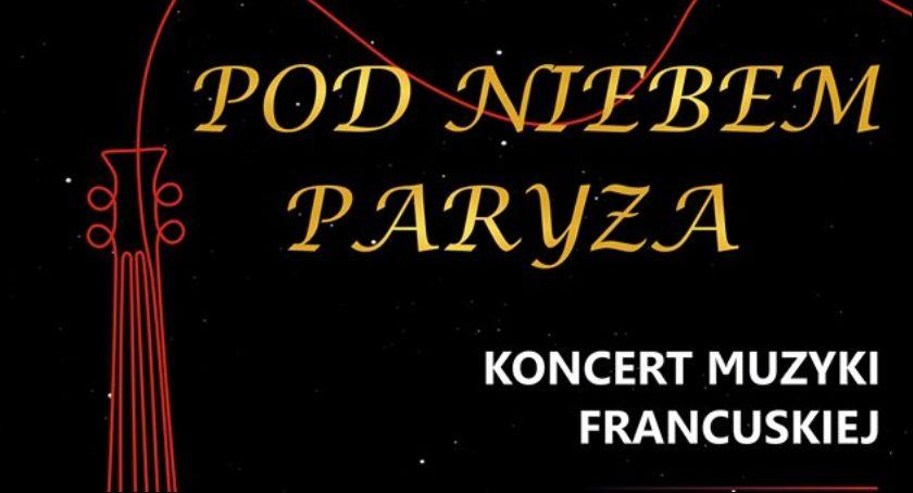 Koncerty, Paryski koncert Muzeum Łowiczu - zdjęcie, fotografia