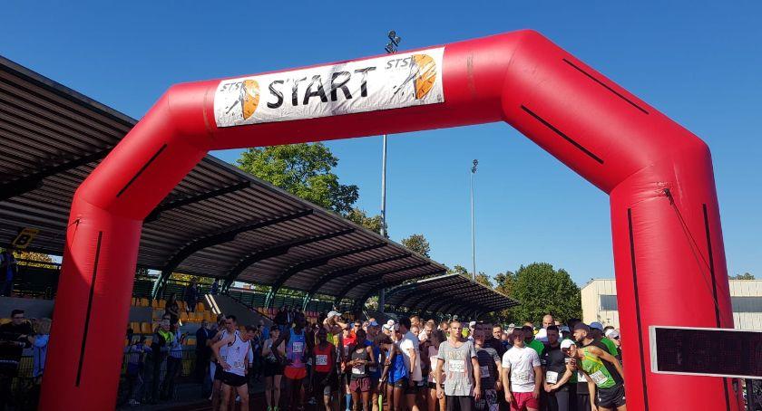 Lekkoatletyka, XXXVIII Łowicki Półmaraton Jesieni - zdjęcie, fotografia