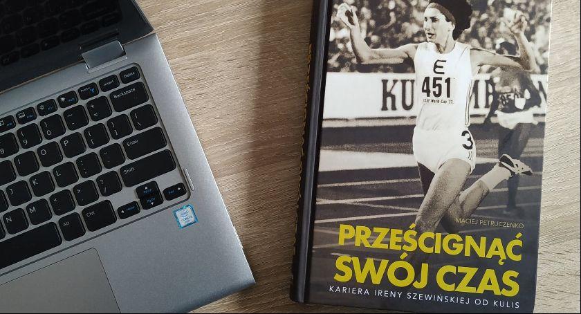 Konkursy, Wygraj książkę kulisach kariery Ireny Szewińskiej - zdjęcie, fotografia