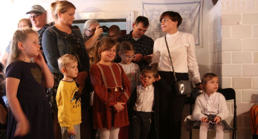 """Warsztaty, Podsumowanie projektu """"Na łowicką nutę zajęcia edukacyjne Muzeum Łowiczu"""" - zdjęcie, fotografia"""