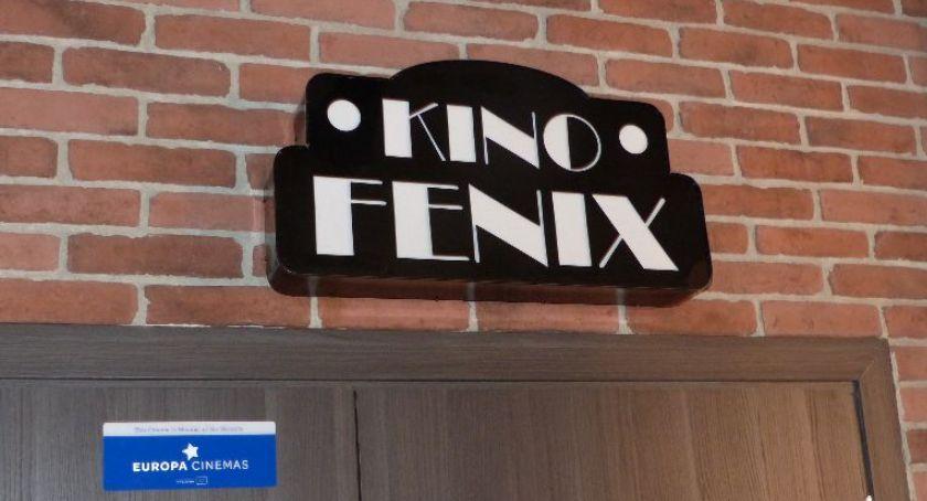 Kino, Fenix otrzymało promocję europejskiej kinematografii - zdjęcie, fotografia