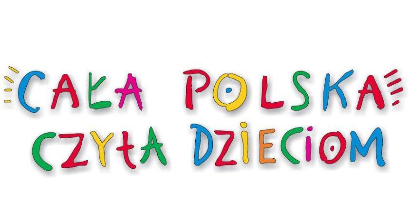 """Edukacja, """"Cała Polska czyta dzieciom"""" także Łowiczu - zdjęcie, fotografia"""