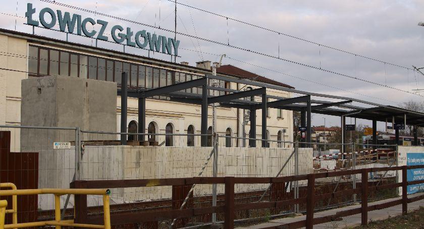 Wasze sprawy, Fuszerka stacji Łowicz Główny Wykonawca inwestycji odpowiada - zdjęcie, fotografia