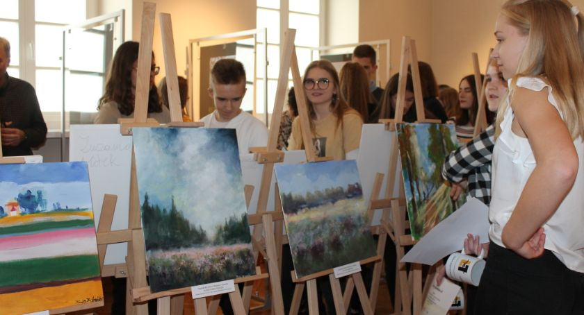 """Edukacja, Podsumowanie projektu """"Chełmońskie inspiracje rocznicę urodzin malarza"""" - zdjęcie, fotografia"""