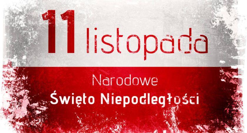 Wasze sprawy, listopada niech wszędzie zabrzmi Mazurek Dąbrowskiego - zdjęcie, fotografia