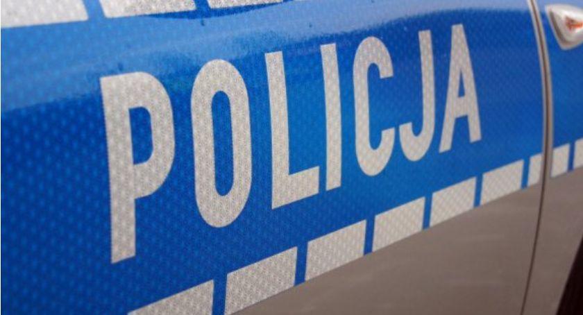Kronika policyjna, Czterech kierowców zatrzymanych Krępie Bełchowie rażące przekroczenie prędkości - zdjęcie, fotografia