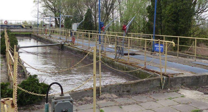 Inwestycje, Firma Skierniewic wygrała przetarg modernizację oczyszczalni ścieków Łowiczu - zdjęcie, fotografia