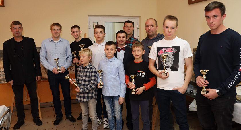 Stowarzyszenia, Podsumowanie sezonu Łowickiego Klubu Motocrossowego - zdjęcie, fotografia