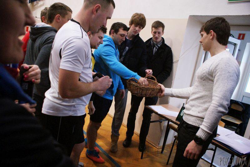 Piłka ręczna, Grali szczypiorniaka Bielawach - zdjęcie, fotografia