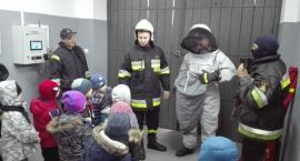 Poznali zawód nauczyciela i strażaka