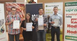Cztery sukcesy uczniów z Blichu w etapie centralnym Olimpiady Wiedzy i Umiejętności Rolniczych