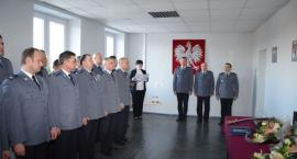 Zmiana na stanowisku zastępcy komendanta KPP w Łowiczu