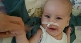 Mały, dzielny Natan i jego walka z chorobą