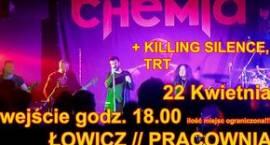 """Chemia z finalistą """"Idola"""" wystąpi w Pracowni"""