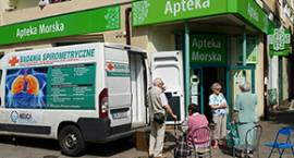Akcja bezpłatnych badań płuc w Łowiczu