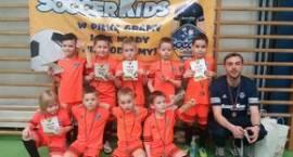 Piłkarze Soccer Kids 2010 grali w Skierniewicach