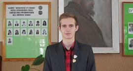 Licealista w finale Olimpiady Historycznej