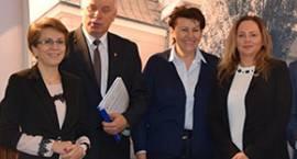 Dorota Dziekanowska wygrała konkurs na dyrektora I LO